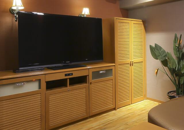 75型 4K 大型TV ( VOD見放題 )